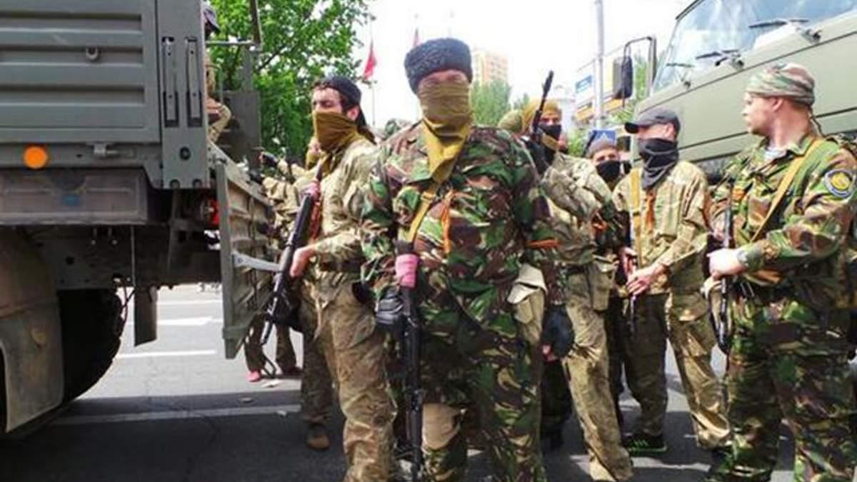 """У Донецьку бойовики затримали сотні людей задля боротьби з """"українськими диверсантами"""""""