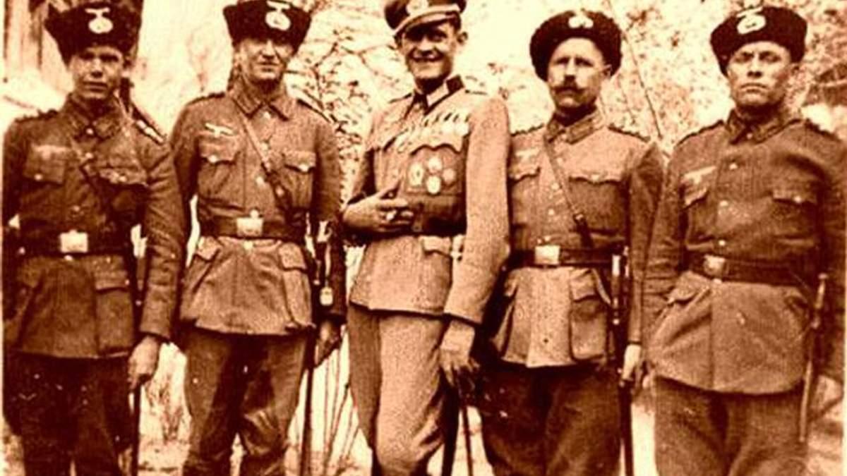 От кого россияне Донбасс освобождали: каждый пятый немецко-фашистский захватчик был русским