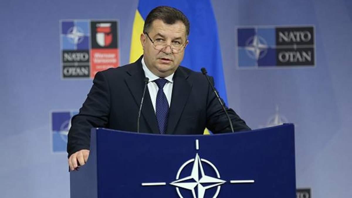 Зарплата міністра оборони: названо суму, яку Полторак отримав у серпні