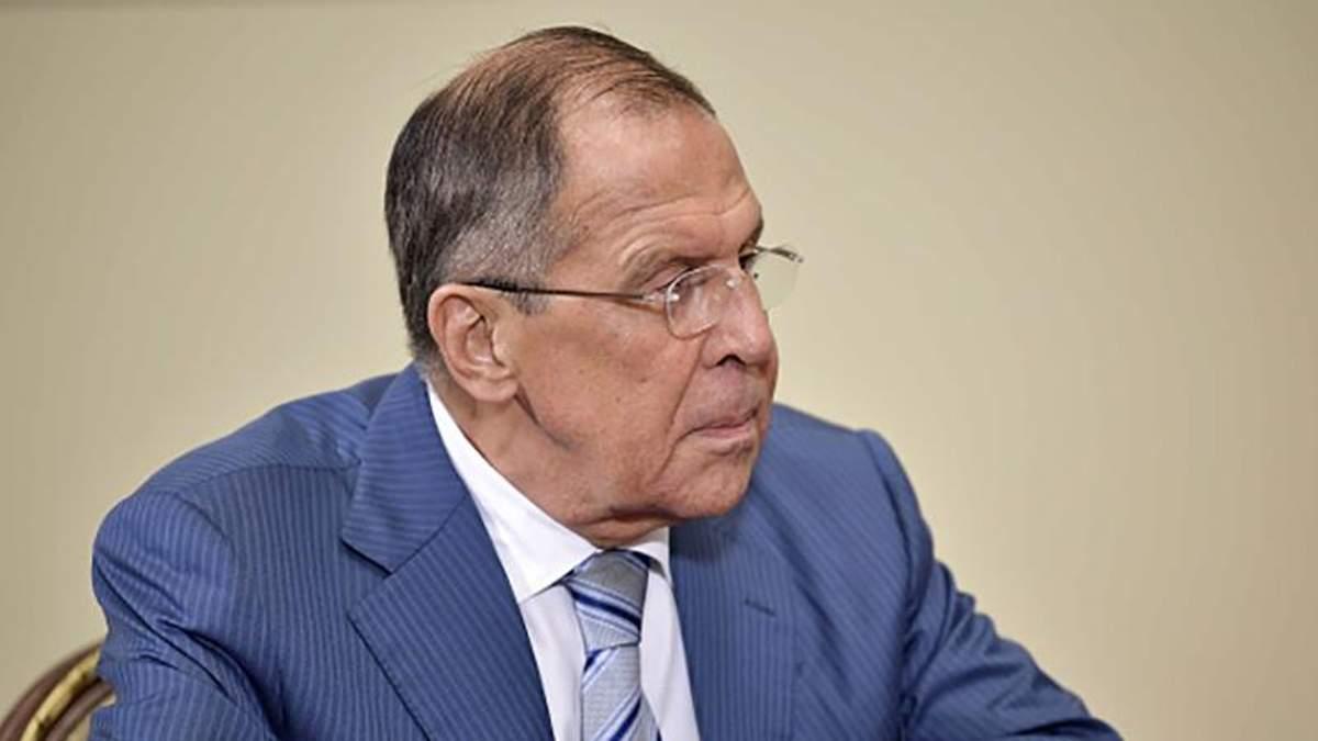 Лавров пояснив, що мав на увазі Путін під введенням миротворців на Донбас