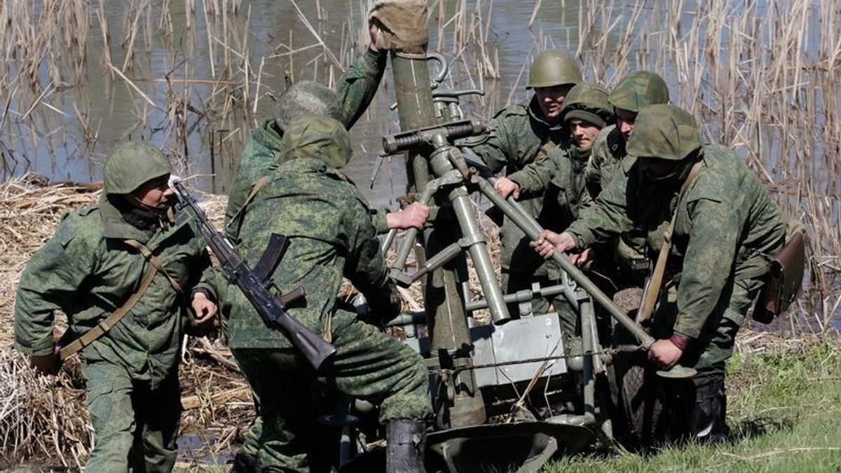 У розвідці розповіли, що з новітньої техніки Росія тестує на Донбасі