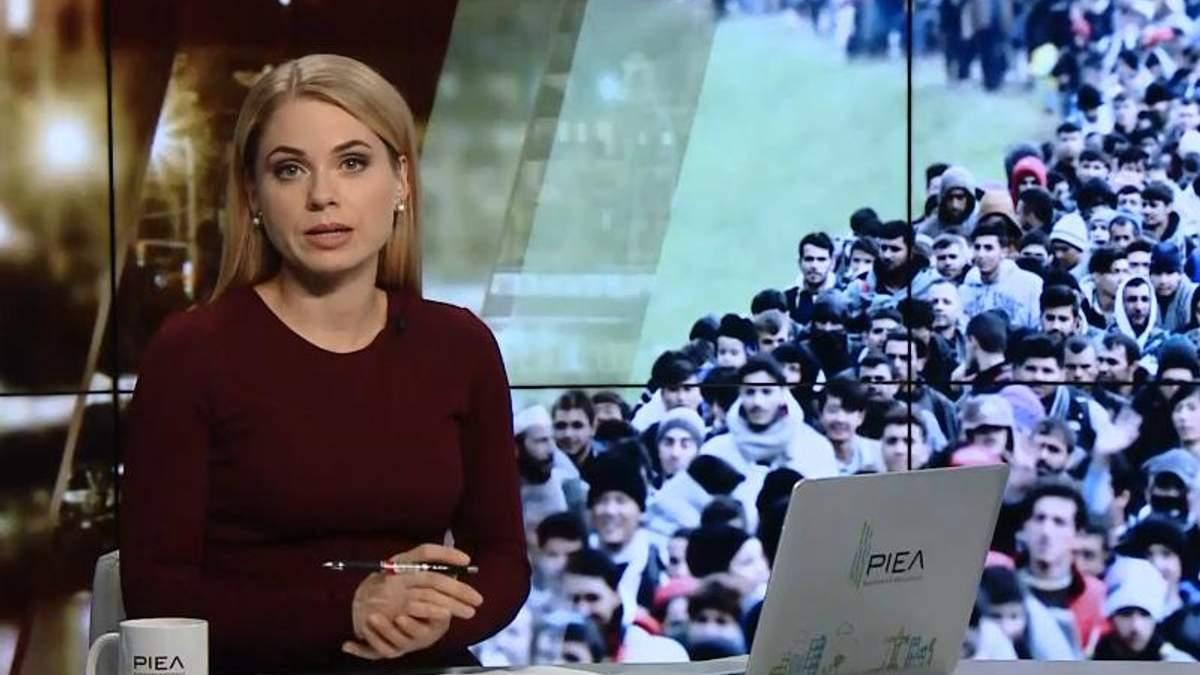 """Випуск новин за 22:00: Штрафи через біженців. """"Про реінтеграцію Донбасу"""""""