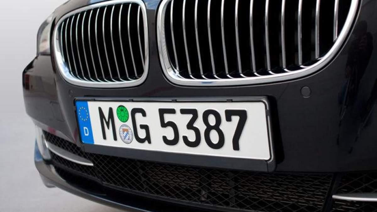 Чи все так просто з іноземними номерами на автівках в Україні?