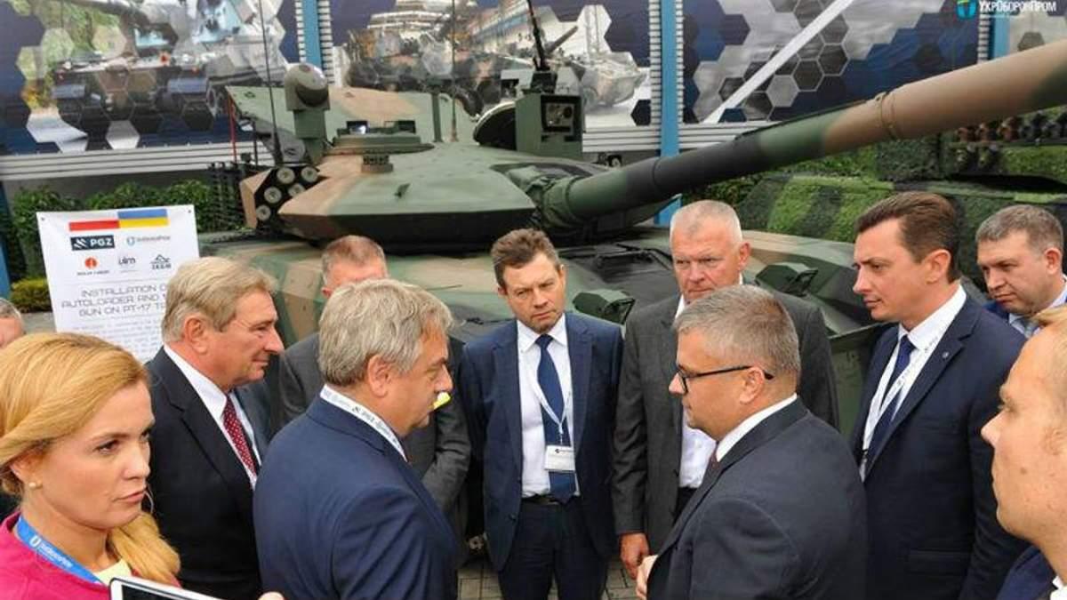 """""""Укроборонпром"""" з поляками модернізував танк НАТО: оприлюднили фото"""