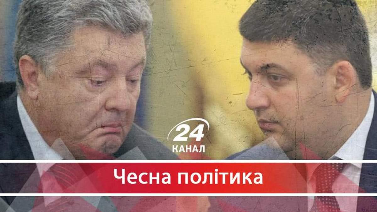 Новий політичний сезон: конфлікт між Порошенком і Гройсманом та союз Тимошенко і Авакова - 9 вересня 2017 - Телеканал новин 24