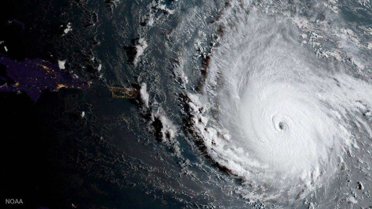 """Ураган """"Ірма"""" насувається на Флориду: в штаті оголошено обов'язкову евакуацію"""