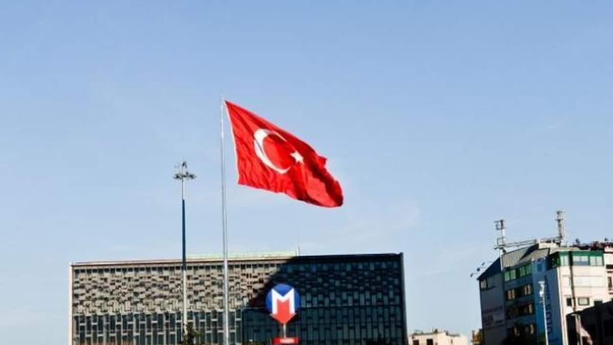 США відмовились продавати зброю турецьким силовикам