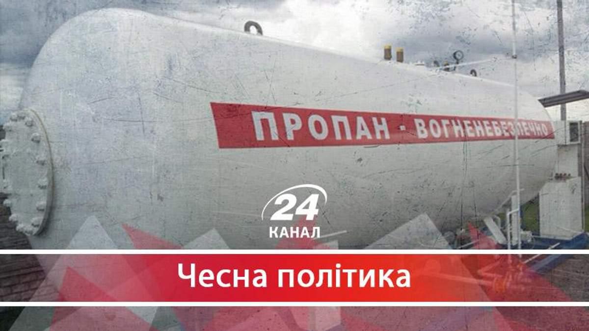 Які оборудки Порошенка і Медведчука призвели до подорожчання автогазу - 9 вересня 2017 - Телеканал новин 24