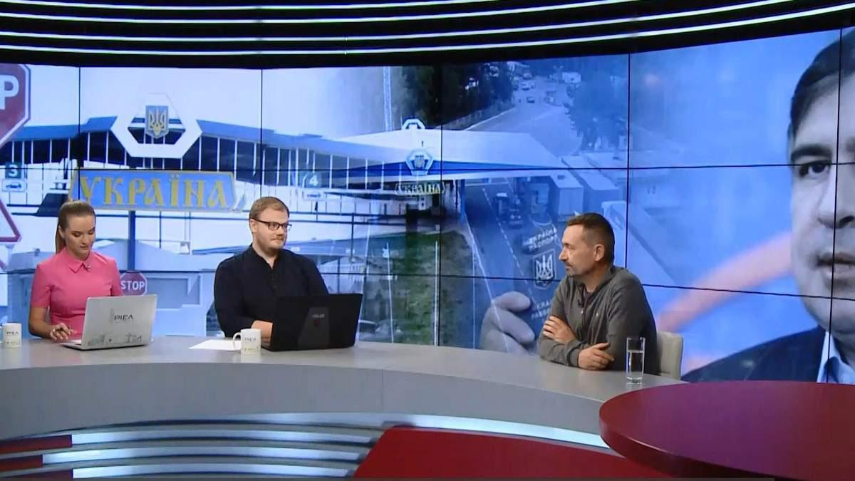Это кино о том, какую власть мы имеем сегодня, – политтехнолог прокомментировал эпопею с Саакашвили
