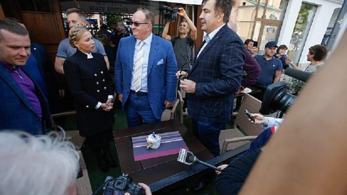 Вопрос Саакашвили подниму на ближайшем заседании Европарламента, – евродепутат