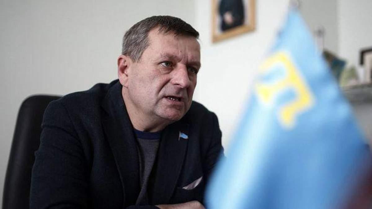 Російський суд засудив Ахтема Чийгоза до 8 років ув'язнення