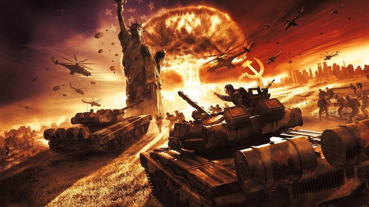 """Російський підполковник прогнозує велику війну """"за Русь"""""""
