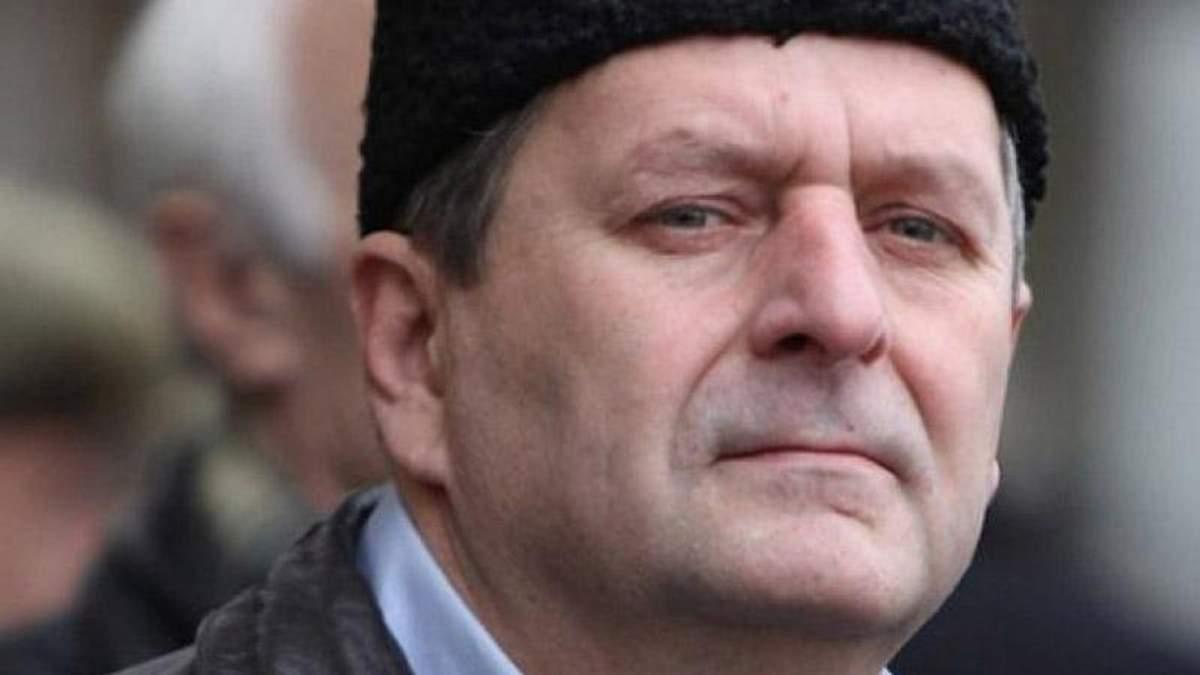ЄС наполягає на звільнені Ахтема Чийгоза