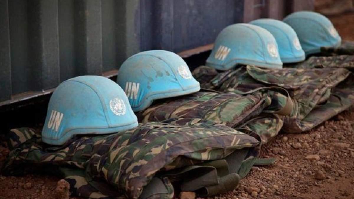 Стало відомо, хто готовий профінансувати миротворців на Донбасі