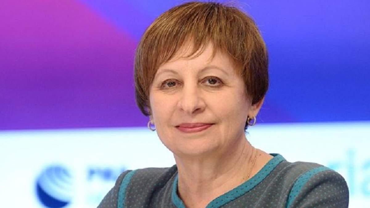 В Росії померла депутат Держдуми
