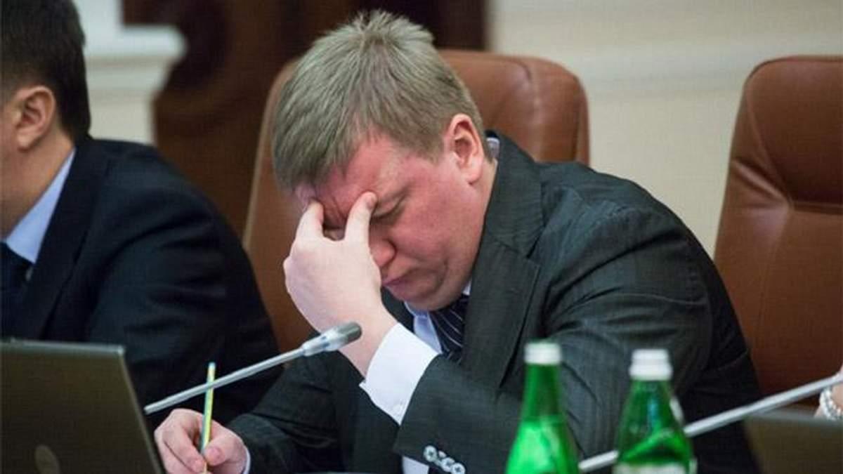 """Це не компетенція Мін'юсту, – Петренко про """"відкати"""" з мільйонних винагород у міністерстві"""