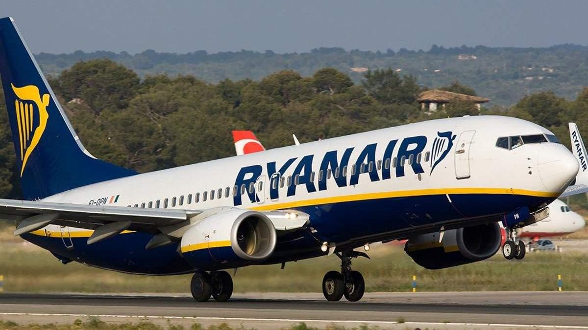 Руководство аэропорта Жуляны заявило, что Ryanair будет летать в их аэропорт