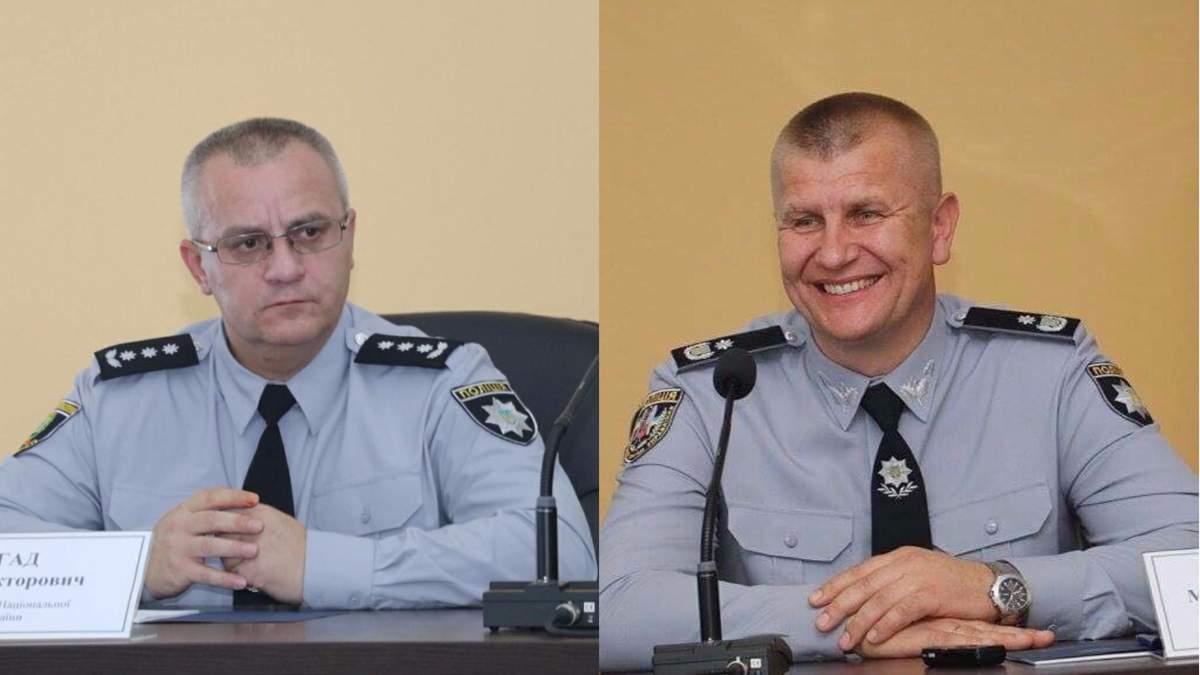 Аваков зробив кадрові перестановки в поліції