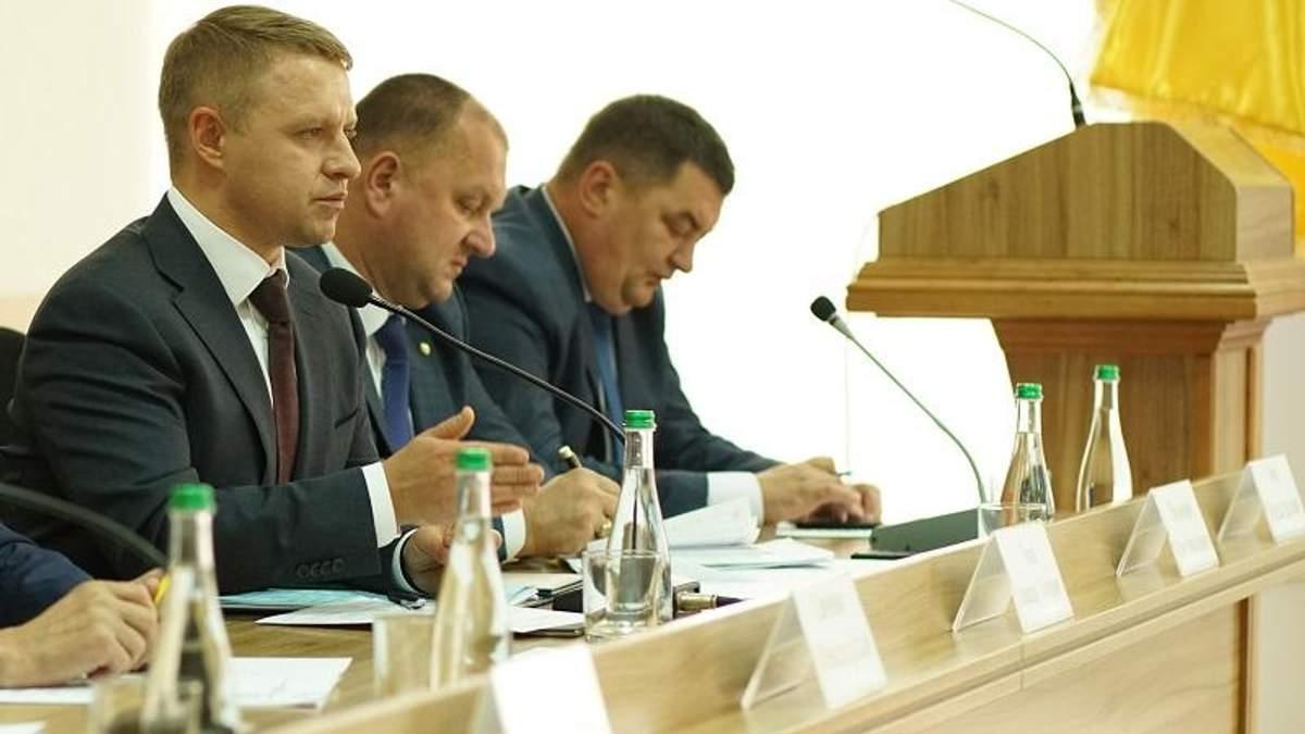 Горган звернувся до депутатів облради терміново зібратися на позачергову сесію і вирішити надважливі соціальні питання