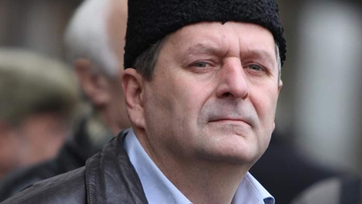 У Києві мітингують за звільнення кримського політв'язня