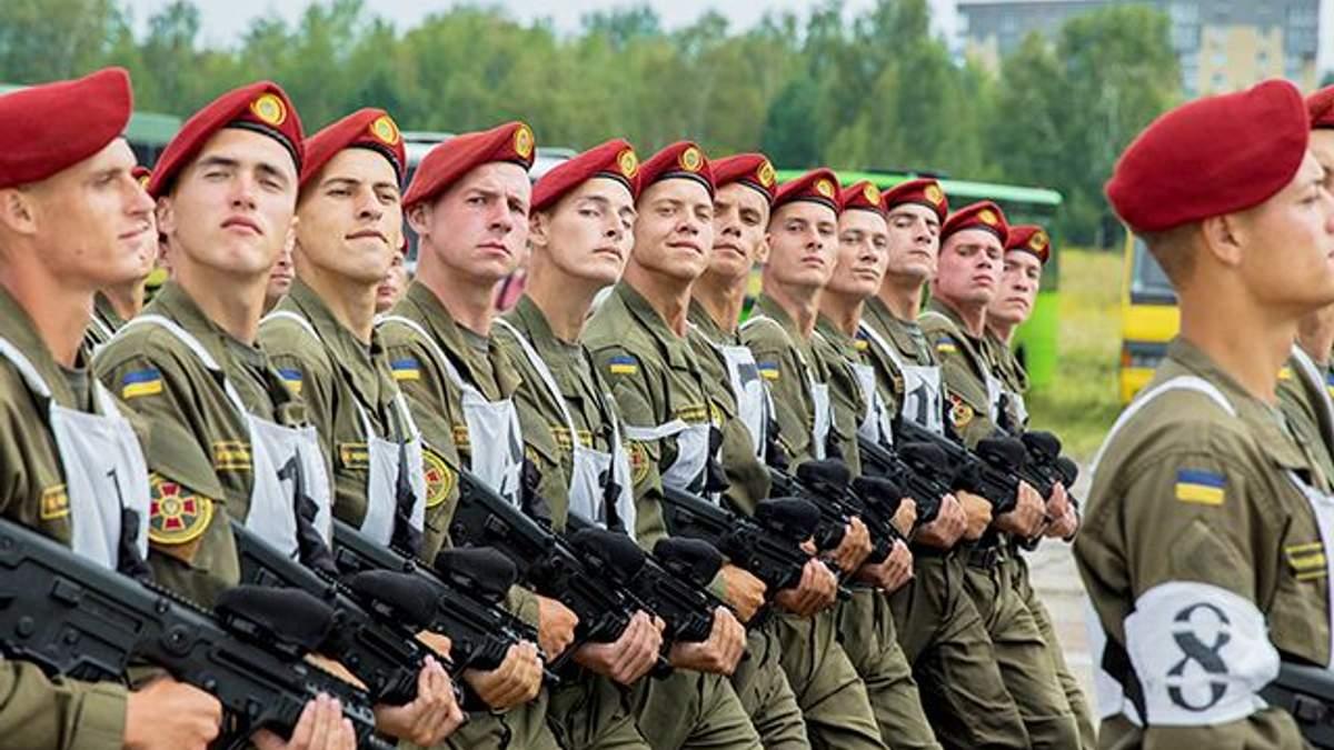Нацгвардія готова до введення миротворців ООН на Донбас
