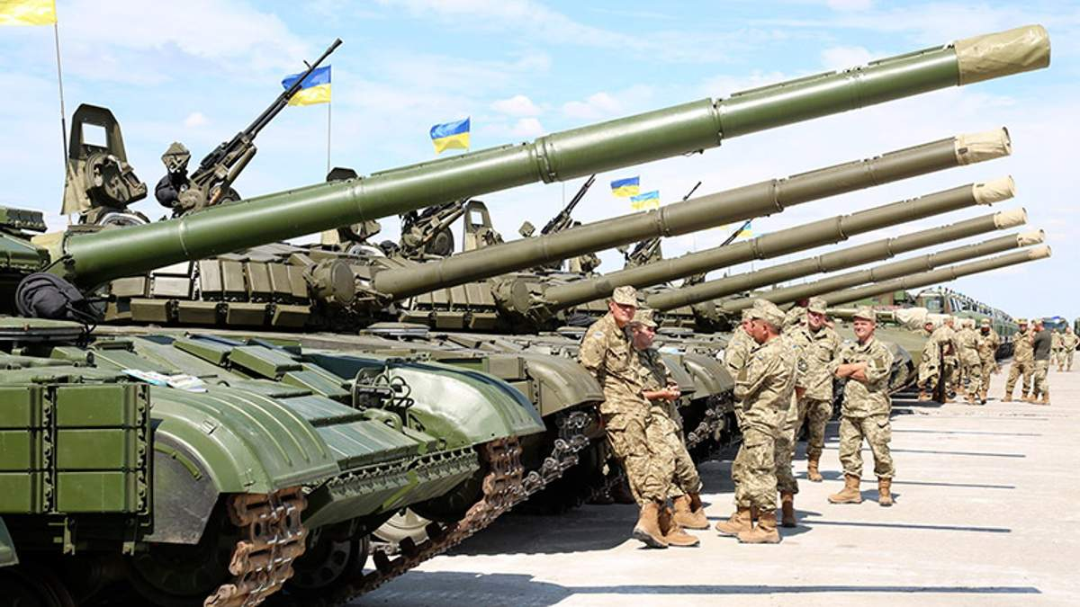 В 2018 году на оборону планируется выделить 163 миллиарда гривен