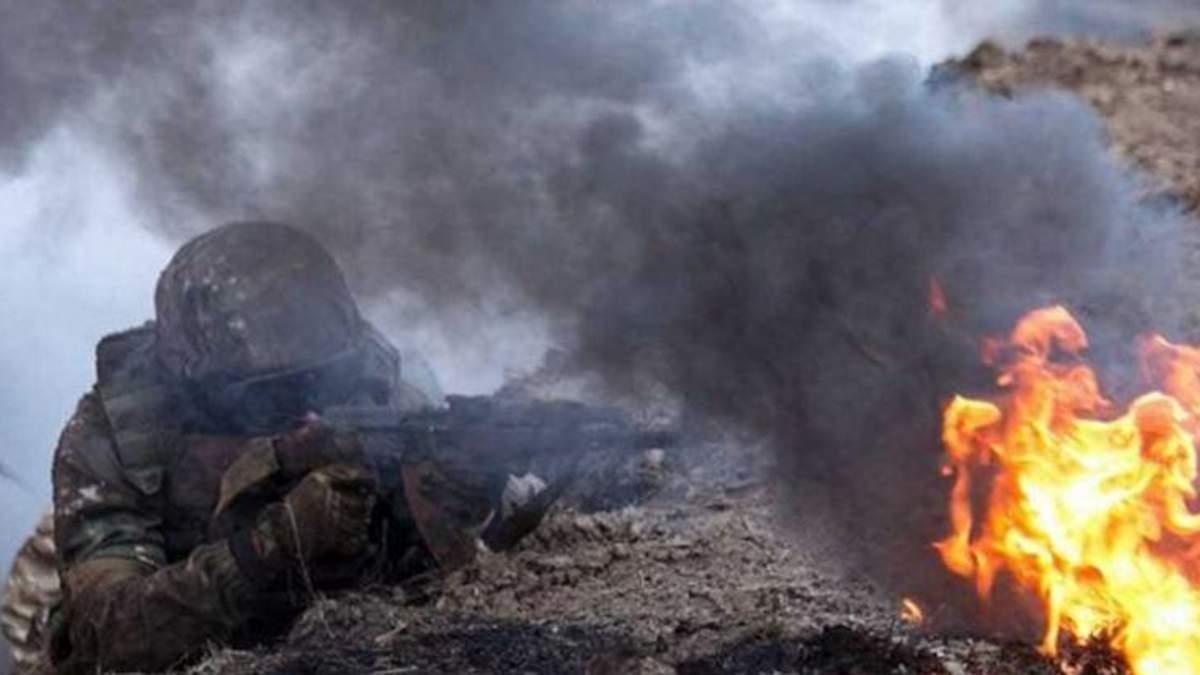 Поблизу Донецька розпочався важкий бій, – очевидці
