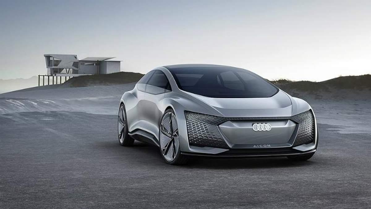 У Tesla появились серьезные конкуренты: новейшие беспилотные автомобили немецкого автосалона