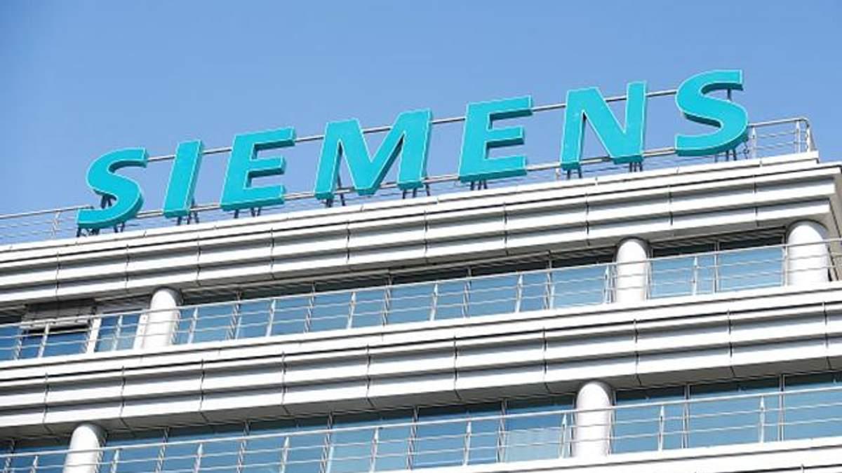 Из-за давления России Siemens прервал поставки оборудования для Украины