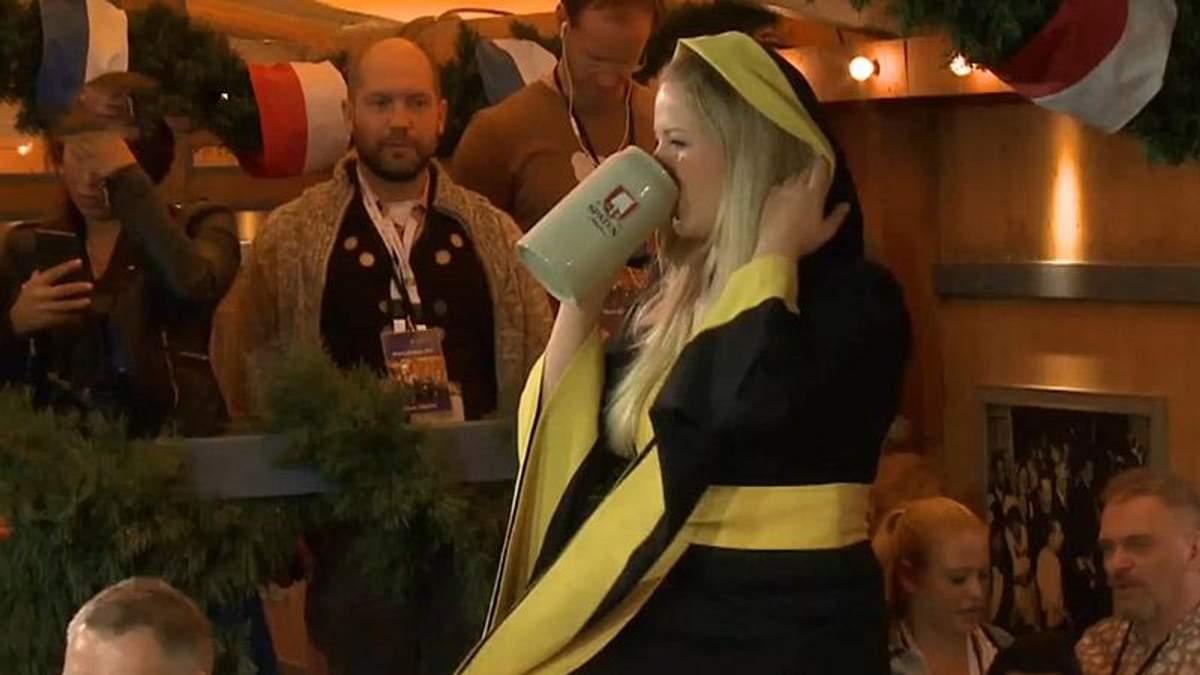 Як відкривали фестиваль пива у Мюнхені