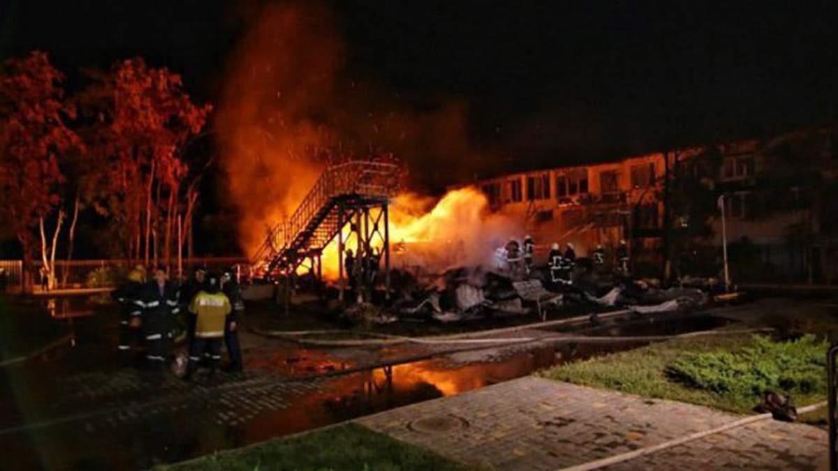 Пожежі у дитячому таборі можна було уникнути, – експерт