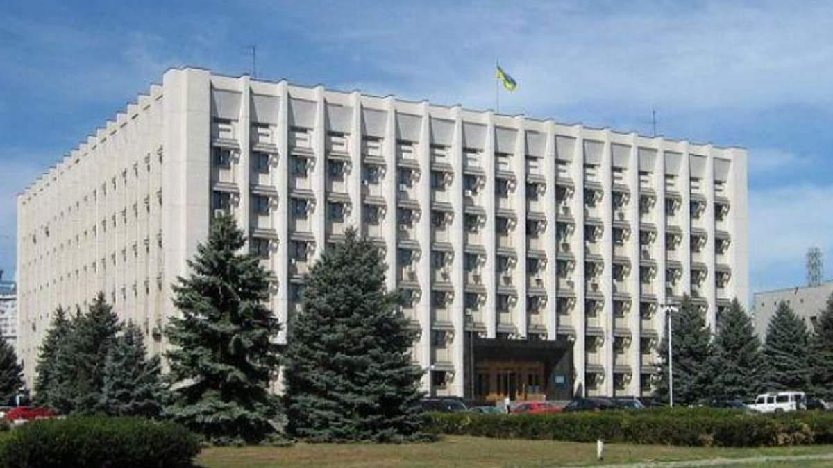 В Одеській ОДА відбувається нарада з батьками постраждалих дітей
