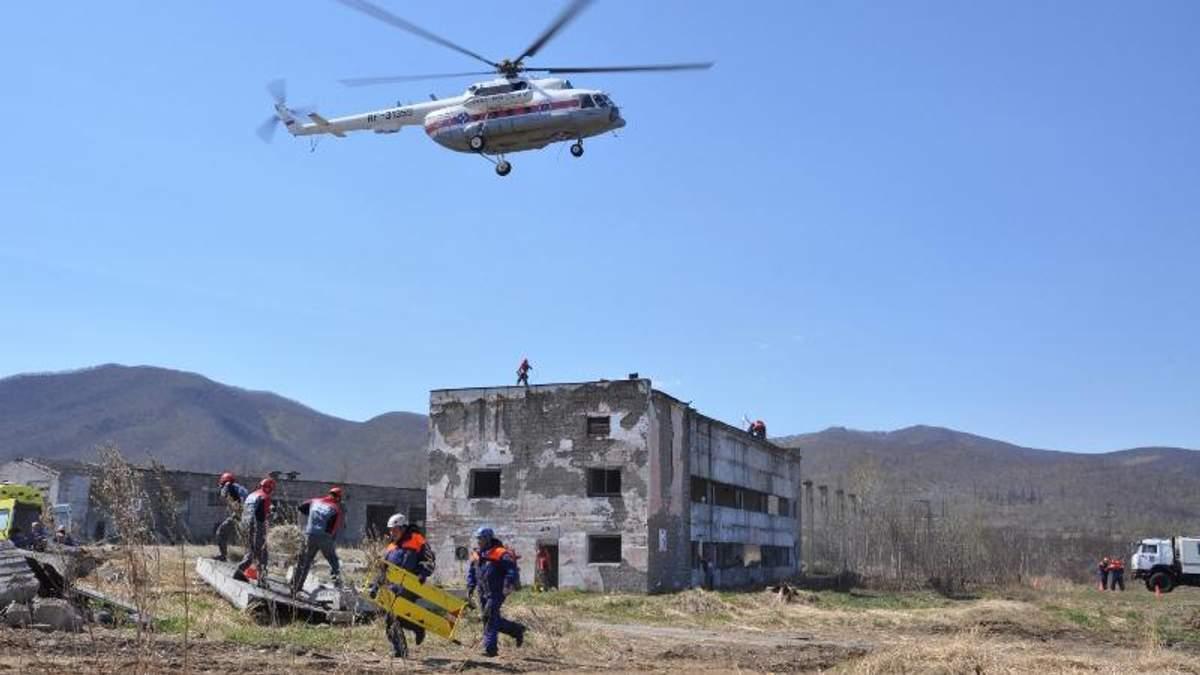 Землетрус струсонув далекий схід Росії