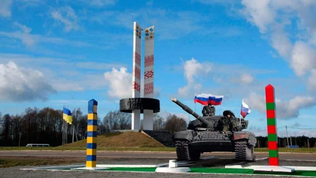 """Навчання """"Захід-2017"""": Латвія перевірила військові полігони Білорусі"""