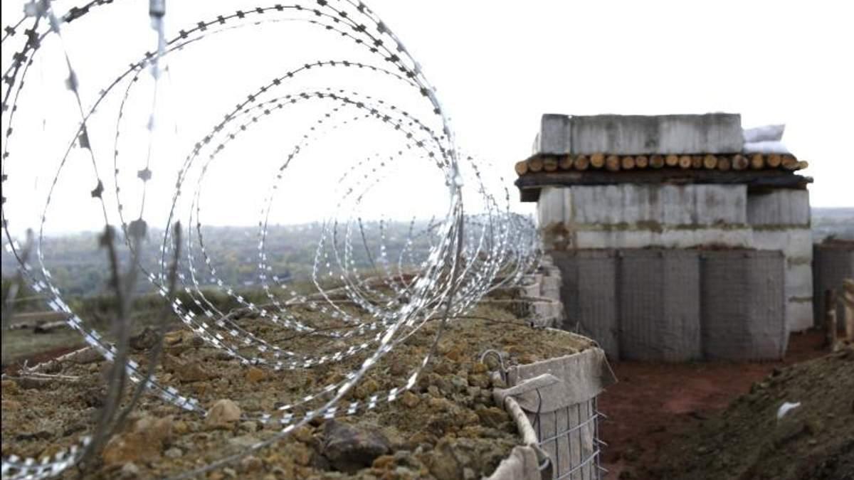 Терористи поранили українського військового в зоні АТО