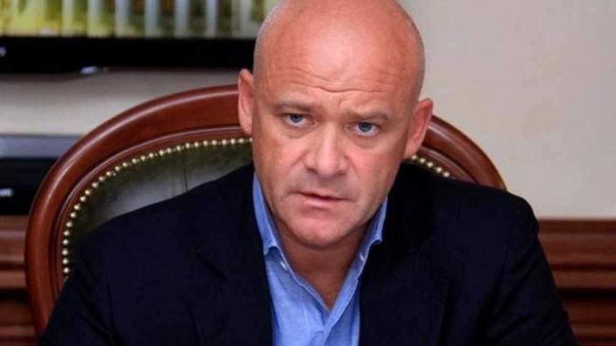 """Труханов зробив гучну заяву щодо пожежі в таборі """"Вікторія"""""""