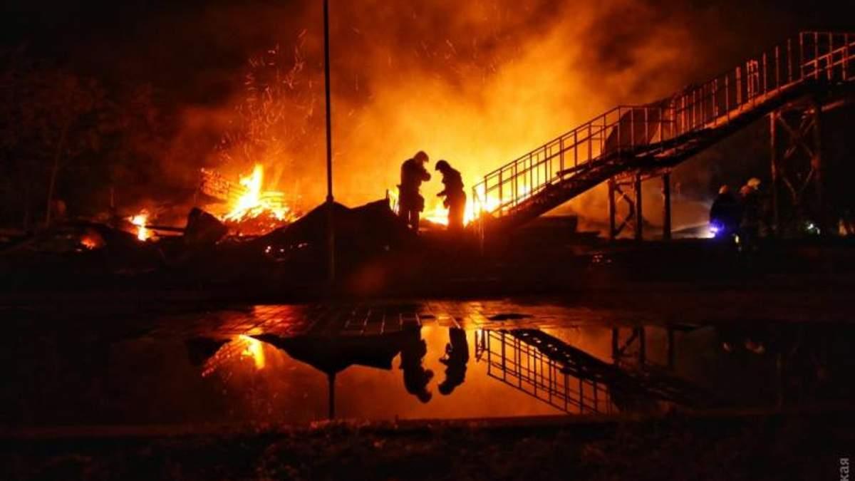 Прокуратура почала розслідування через загибель дітей в Одесі