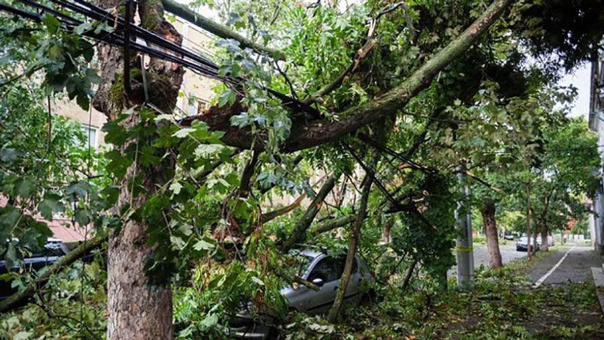 Ураган в Румунії йде на Україну: від урагану загинуло 8 чоловік
