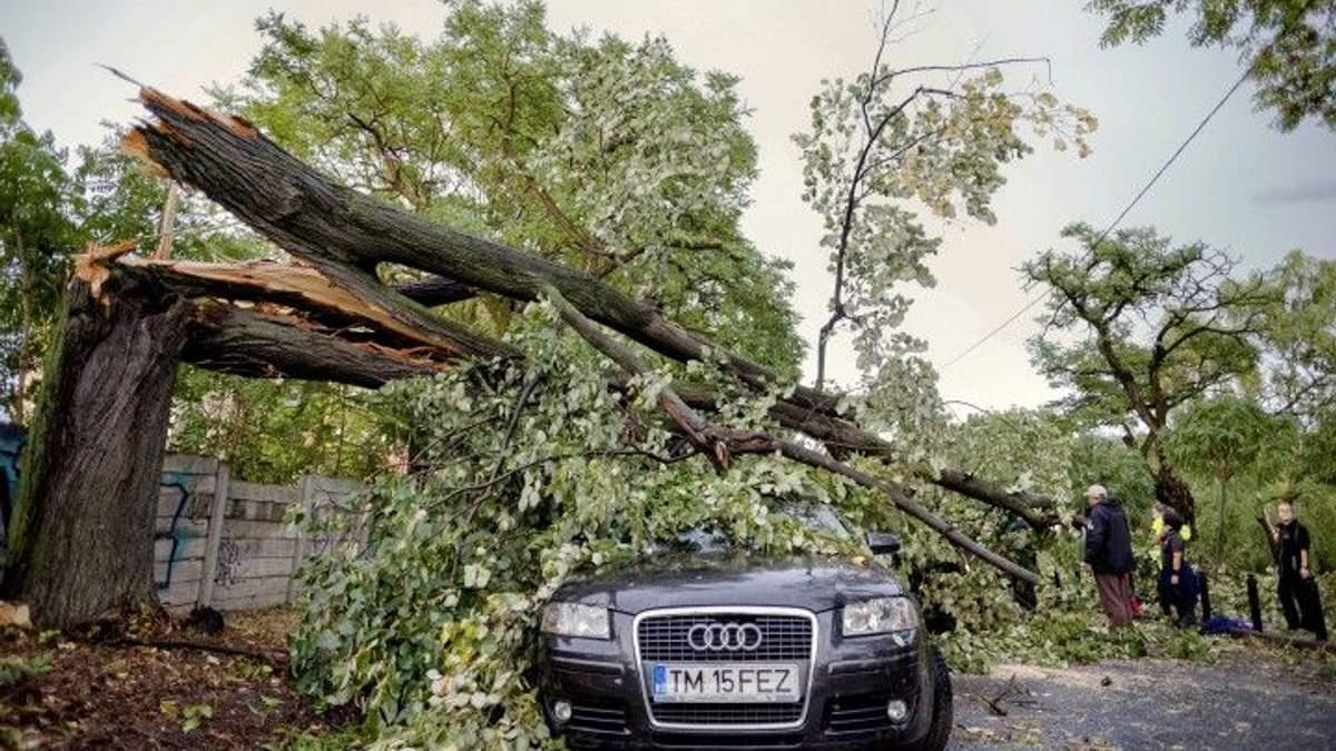 Чи прийде ураган з Румунії в Україну - пояснення синоптика