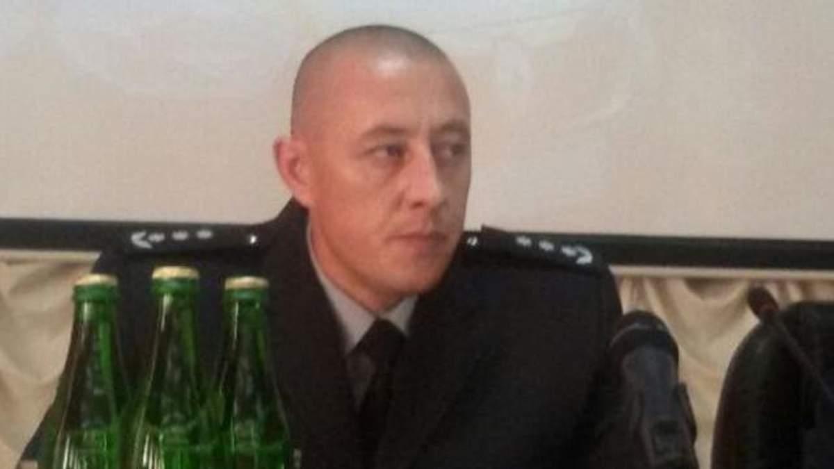 Неаттестованный экс-беркутовец возглавил полицию Хмельницкой области