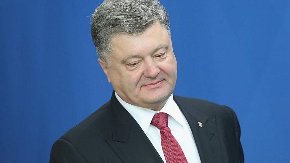 Порошенко подсчитал, сколько Украина заработала на еврооблигациях