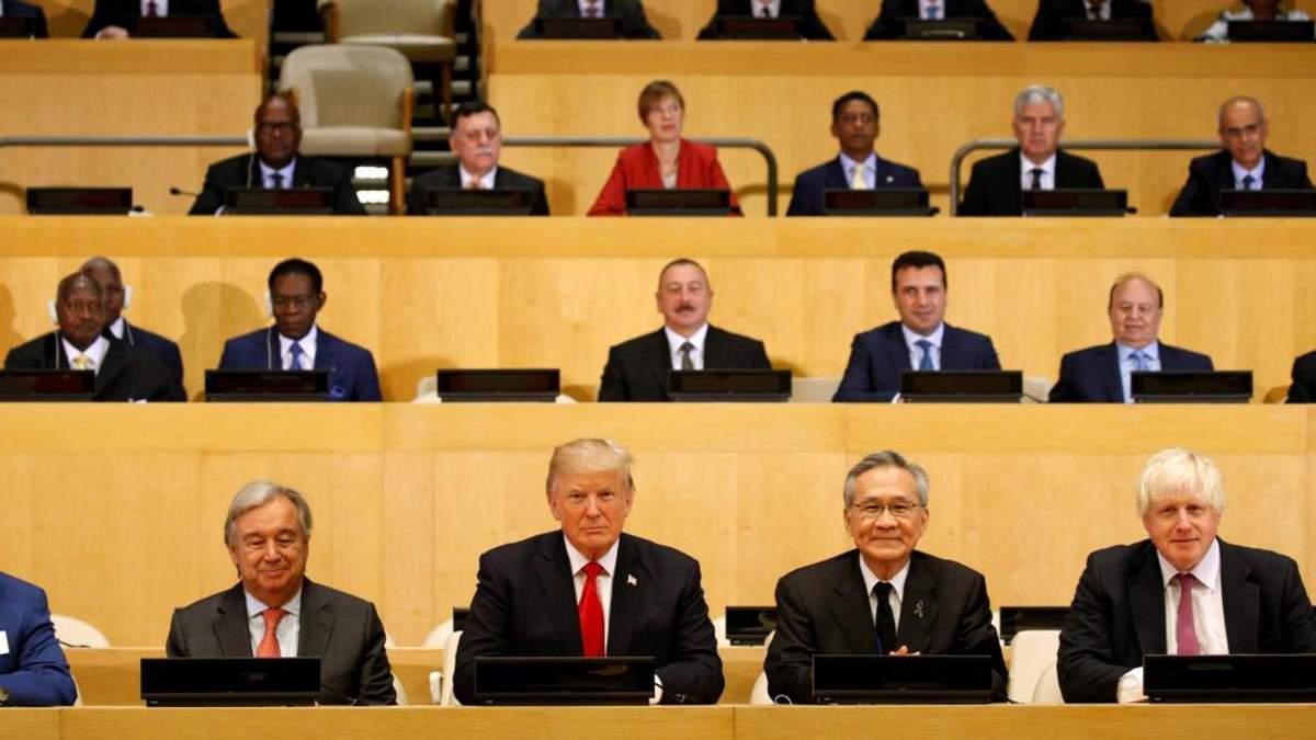 План Трампа щодо ООН підтримали майже 130 країн: яких змін чекати
