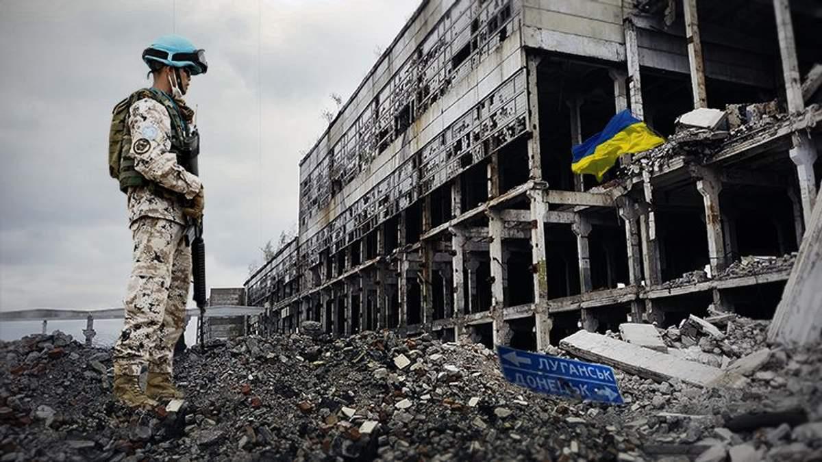 """""""Блакитні шоломи"""" в Україні: про переваги і ризики появи миротворців на Донбасі"""