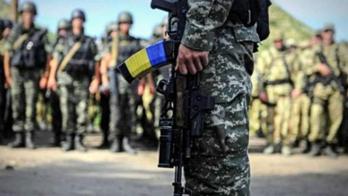 Скільки українців призвуть до армії: в Кабміні назвали цифру