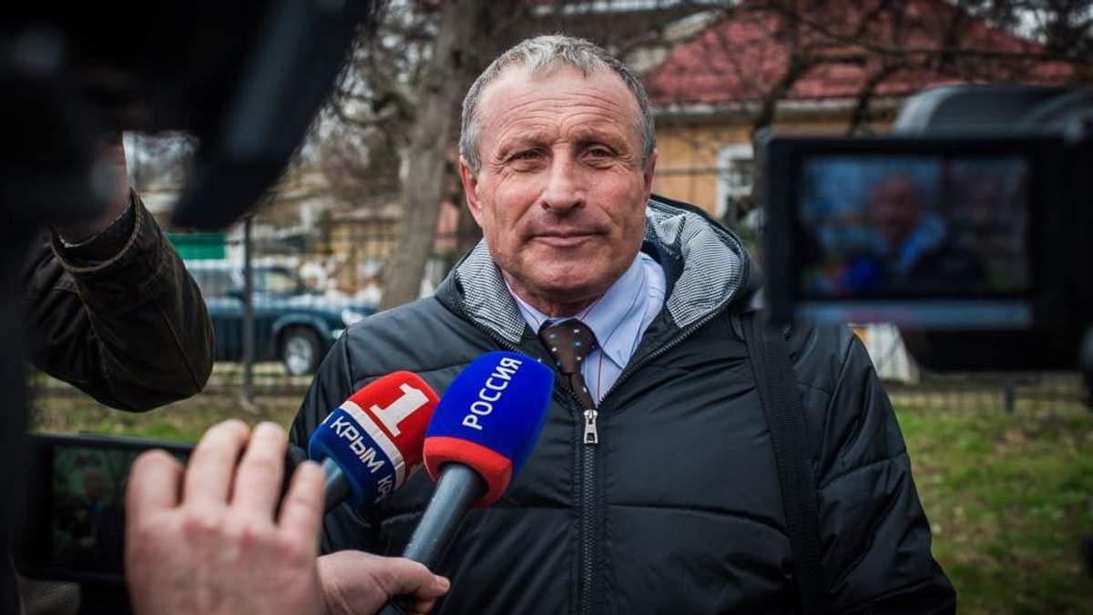 Оккупанты осудили украинского журналиста в Крыму