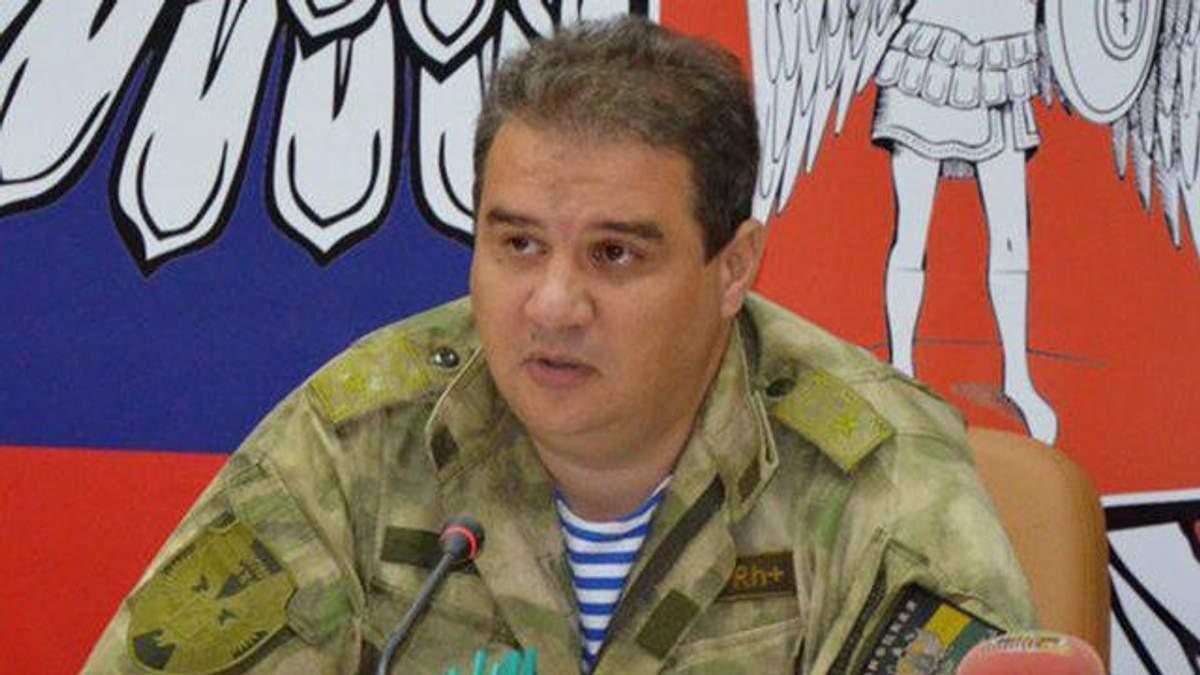 """В Донецке совершено покушение на одного из главарей """"ДНР"""""""