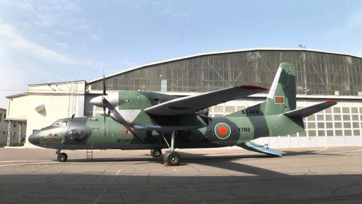 """Бангладеш прокоментував враження від модернізованого українського """"АН-32"""""""