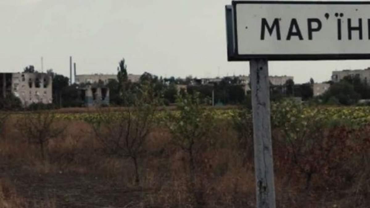 Напружена ситуація в АТО: терористи атакували мирну Мар'їнку