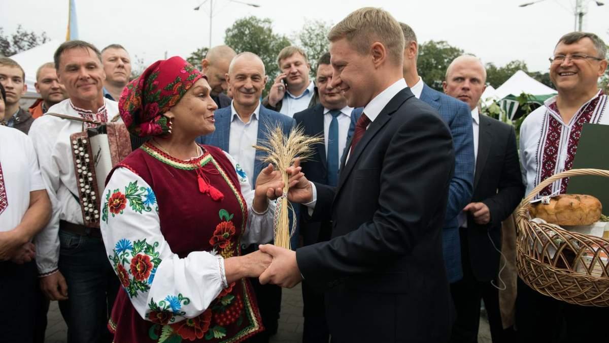 Александр Горган: Впервые за многие годы состоялось полноценное празднование Дня Киевской области