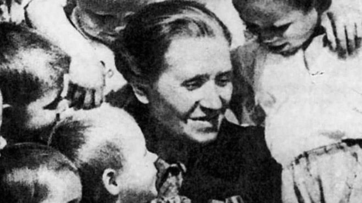 Олександра Деревська – жінка, яка прихистила півсотні дітей